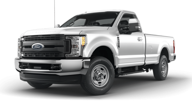 2019 Ford F-250 Regular Cab